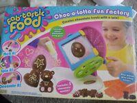 Fab-tastic Food Choc-o- Lotta Fun Factory