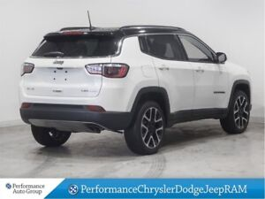 2017 Jeep Compass Limited * Nav * Leather * Bluetooth