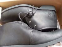 Timberland Mens /Boys Earthkeepers Black Waterproof Boot SIZE 9