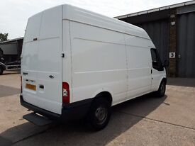 2012 Ford Transit 2.2 Diesel LWB High Roof, 12 months MOT, clean van. 1 Previous Owner. HPI clear.