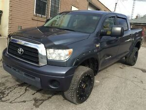 2008 Toyota Tundra 5.7|Limited|Crew Max|Leather|Lift|Wide Body