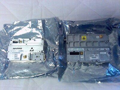 Harris Truepoint Microwave Rf Rx 23 Ghz Reciever Tx 8 Ghz Transmitter Module