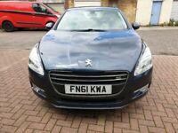2011 Peugeot 508 1.6 e-HDi SR EGC 4dr Auto+20£Tax+P+Sensor+Nav+Phone (FN61KWA) @07449923872 for sale  Wembley, London