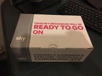 Brand New in Box - Sky Broadband Router