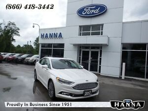 2017 Ford Fusion *NEW* SE *202A* AWD *LUXURY PACKAGE*