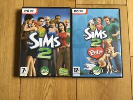 The Sims 2 + The Sims 2 Pets