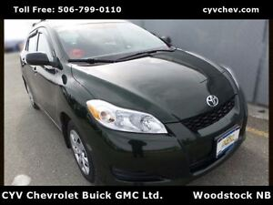 2012 Toyota Matrix All Wheel Drive! Automatic - $8/Day