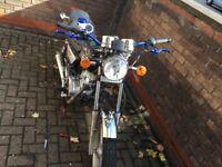 Huoniao 125, lexmoto , bobby chop, mot 2019 , Honda ybr, Yamaha 125cc 150cc motorbike moped trials