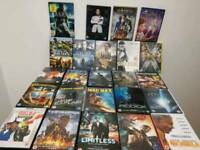 Christmas films £1.50 each or will sell 3 DVDS for £4