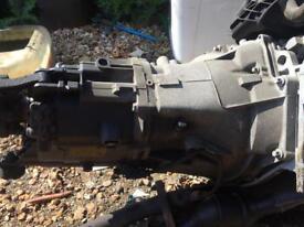 Bmw e46 318ti compact manual gearbox
