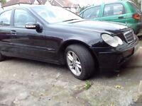 Mercedes c270 cdi auto se