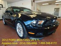 2012 FORD MUSTANG 2DR CPE V6 P