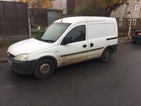 Vauxhall combo 1.7 dti