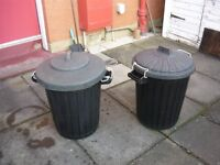 Dustbins - Free to uplift