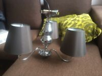 NEW Chandelier lamp for sale - quick sale.