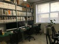 Creative Space - Office - Studio 234 sq ft - Free Wifi - No Business Rates - Dalston - East London