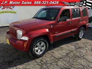 2010 Jeep Liberty Sport, Automatic, Sunroof, 4x4