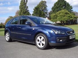 Ford Focus 1.6 Zetec AUTO ( 2006 ) Full Service History, 1 years M O T £ 1200