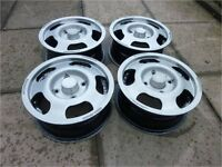 Alloy Wheels - Cobra Superslot 5.5 x 1340mm. 4 x 4½ in PCD