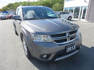 2013 Dodge Journey R/T *AWD *7 Passenger *DVD *Leather *Sunroof
