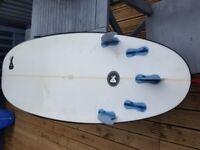 SURFBOARD Chilli Bean 7ft