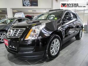 2016 Cadillac SRX AWD Luxury, Navigation , Sunroof