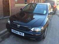07873 638269 STILL FOR SALE - 2004 Vauxhall Astra SXI 1.6 – 62,000 miles