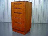 Retro G-Plan Chest Of Drawers Vintage Furniture O