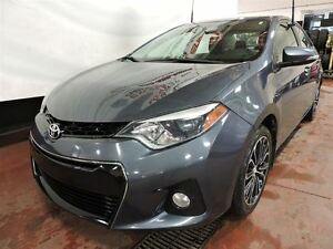 2014 Toyota Corolla S,TOIT OUVRANT, CUIR,BLUETOOTH,8 PNEUS