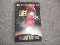 Hard Back Star Trek Novel by William Shatner