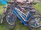***8 Bicycles For Spares or Repairs Bargain Price***