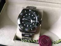 Swiss Rolex submariner Hulk Automatic Watch