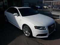 2011 Audi A4 2.0T S-LINE AWD CUIR/TOIT/MAGS
