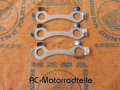 Honda CB 500 550 750 Four Sicherungsblech Bremsscheibe washer tongued brake disc