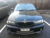 BMW 330d M Sport E46 Remap 240bhp, Long MOT, Modified , HPI Clear