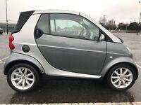 STUNNING SMART PASSION CABRIOLET -- FULL SERVICE HISTORY -- ONLY 29,000 MILES