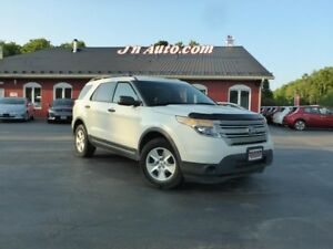 2012 Ford Explorer XLT 4WD ,7 passagers