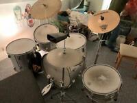 Pearl Vintage Drum Kit