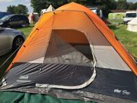 Colman 4 person tent