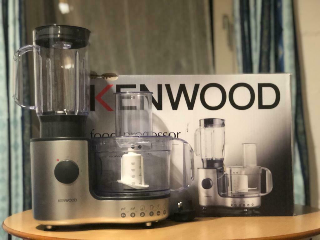 Kenwood Food Processor Fp195 600w 14 L In North Finchley London Gumtree