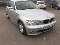 2006 bmw 118d sport 6 speed push start one prev owner lady driven hpi clear an absolute bargain wow!