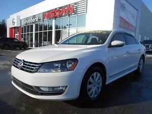 2012 Volkswagen Passat TDI HIGHLINE DIESEL BLUETOOTH CUIR TOIT O