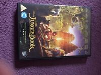 The Jungle Book DVD