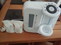 Tommee Tippee Prep Machine **Like New Condition** Baby **From a smoke free clean home**
