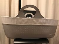 Moba basket with extra mattress