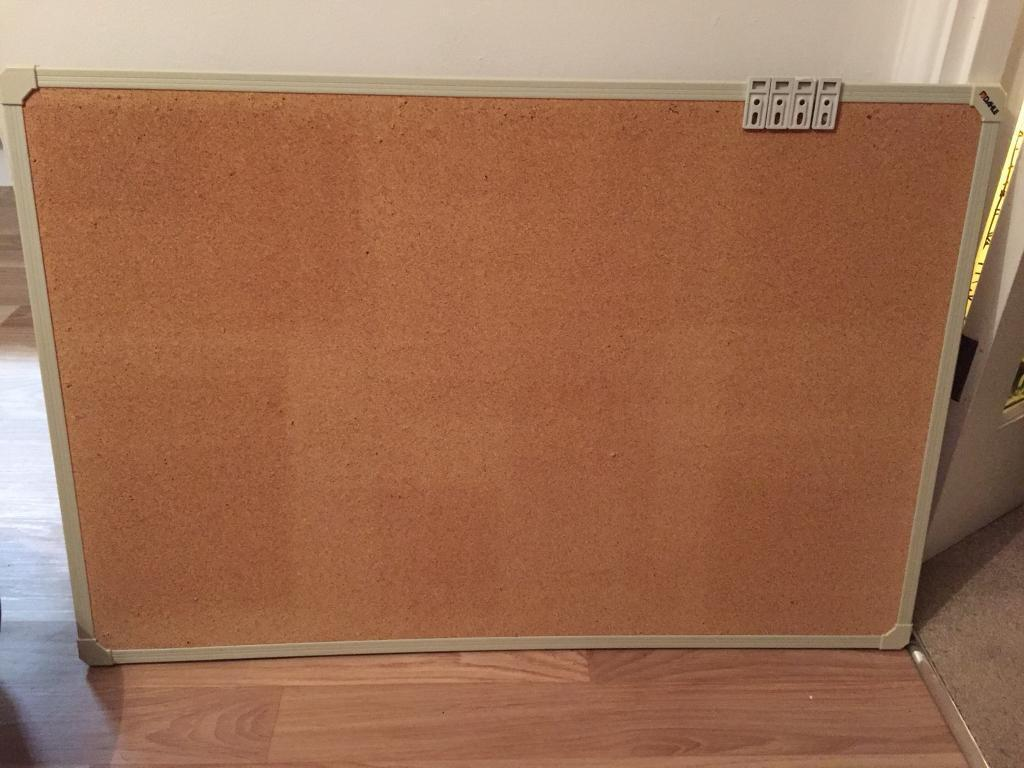 LARGE NOTICE BOARD 60 x 90 cm