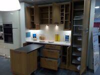 Ex Display kitchen Winchester oak