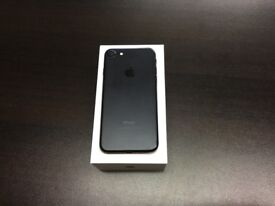 Iphone 7 256gb Unlocked good condition with warranty and accessories