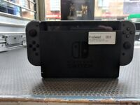Nintendo Switch, Great condition. Has all parts and cables, inc sceen protector.