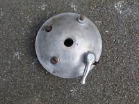 BSA A10 Ariel type brake plate